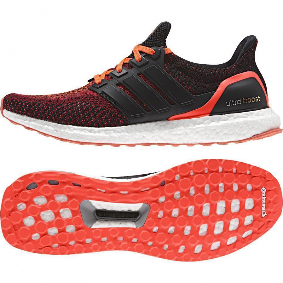 adidas ultra boost schwarz rot. Black Bedroom Furniture Sets. Home Design Ideas