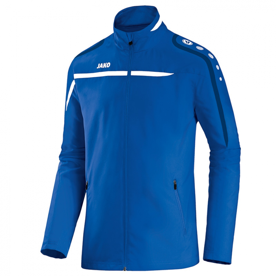 Jako Pr�sentationsjacke Performance 9897 - Gr��e L - royal/wei�/marine
