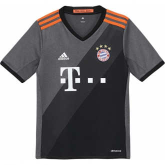 adidas FC Bayern Away Jersey Youth Ausw�rtstrikot Kinder...