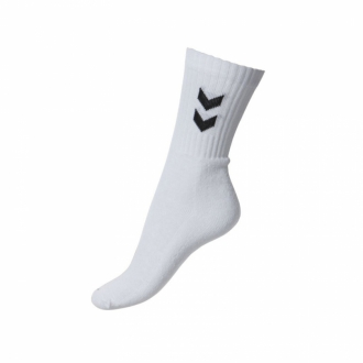 Hummel 3-Pack Basic Sock Socken Kinder wei�...