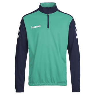 Hummel Core 1/2 Zip Sweat Kinder t�rkis 36-895-8622_K