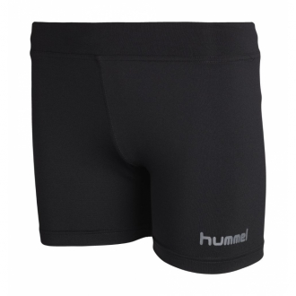 Hummel Fundamental Tights Damen schwarz 11-153-2001