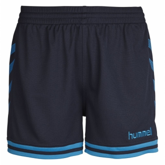 Hummel Sirius Short Damen anthrazit 10-798-1618