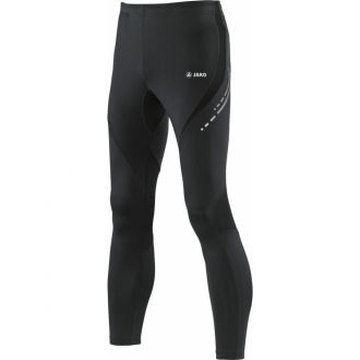 Jako Tight Speed Lange Laufhose Damen schwarz 8398-08