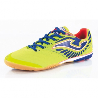 Joma Supersonic Hallenschuh gr�n SUPEW.411.PS