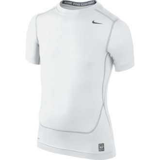 Nike Core Compression SS Top Youth Funktionsshirt Kinder