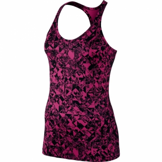 Nike Get Fit Jewels Tanktop Damen pink/schwarz 683273-616