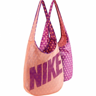 Nike Graphic Reversible Tote Umh�ngetasche orange...