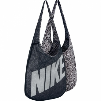 Nike Graphic Reversible Tote Umh�ngetasche schwarz...
