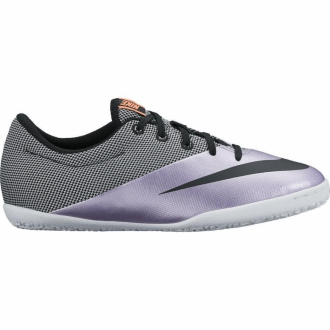 Nike JR MercurialX Pro IC Halle Kinder 725280-508 lila
