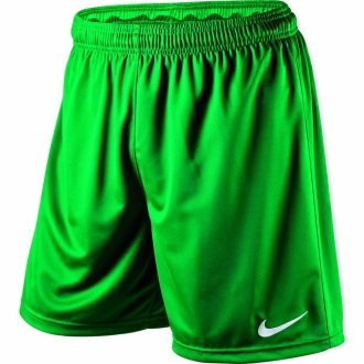 Nike Park Knit Short WB Fu�ball Short gr�n...