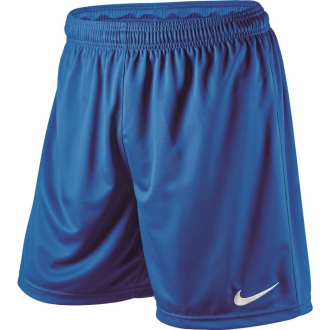 Nike Park Knit Short WB Fu�ball Short blau 448222-463
