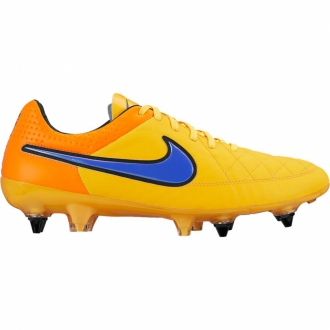 Nike Tiempo Legend V SG-PRO Fu�ballschuh orange 631614-858