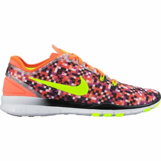 Nike Free 5.0 TR Fit 5 Laufschuhe Damen 704695-802 orange