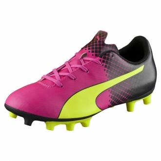 Puma evoSPEED 5.5 Tricks FG Jr. Fu�ballschuh Kinder...