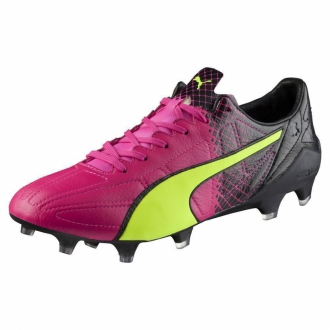 Puma evoSPEED SL II Leather Tricks FG Fu�ballschuh...