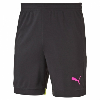 Puma evoTRAINING Shorts Kinder schwarz