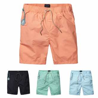 Scotch & Soda Basic Badeshorts Herren