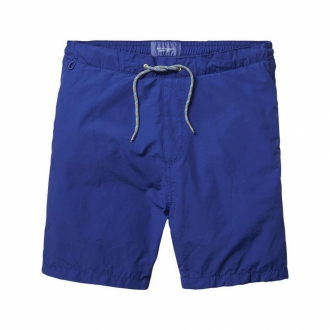 Scotch & Soda Basic Badeshorts blau