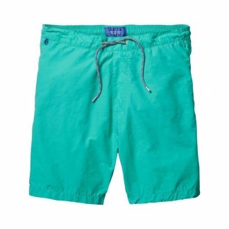 Scotch & Soda Basic Badeshorts gr�n