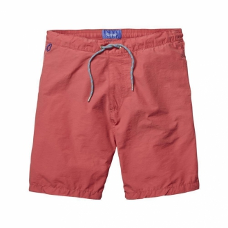 Scotch & Soda Basic Badeshorts rot