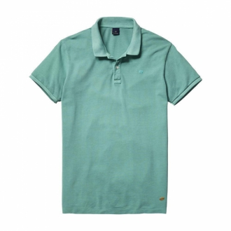 Scotch & Soda Basic Piqu�-Polohemd mint