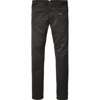 Scotch & Soda Clean slim fit chino Herren schwarz