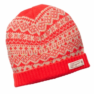 Scotch & Soda Happy fair isle bonnet M�tze...