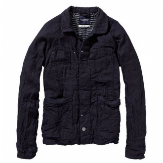 Scotch & Soda Workwear-Jacke Herren blau