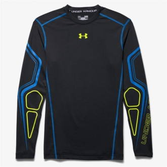 Under Armour ColdGear Graphic Kompressionsshirt Herren...