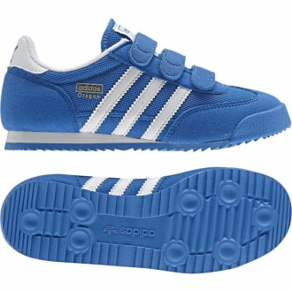adidas Originals Dragon CF C Kinderschuhe blau D67699