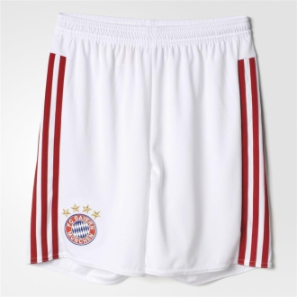 adidas FC Bayern M�nchen Away Short Kinder...