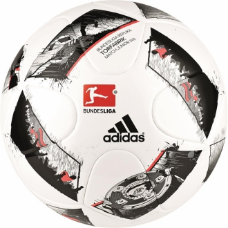 adidas DFL Junior 290g Torfabrik Fu�ball Bundesliga...