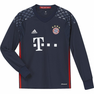 adidas FC Bayern M�nchen Home Goalkeeper Jersey Youth...