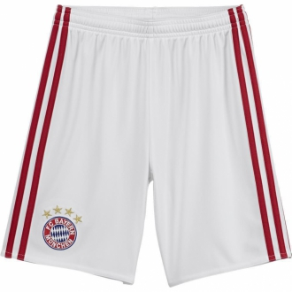 adidas FC Bayern M�nchen Home Short Youth Heimshort...