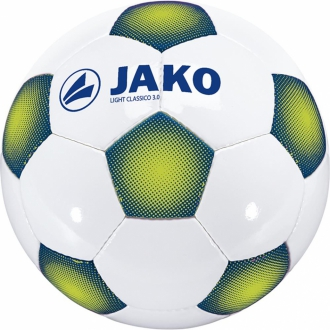 Jako Ball Light Classico 3.0 32 panel Fu�ball handgen�ht...