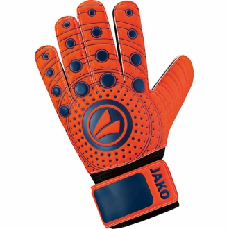 Jako Torwarthandschuhe Junior 3.0 2518 - flame/night blue