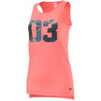 adidas Long Tank Top Shirt Damen