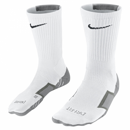 Nike Team Stadium Sock Fu�ball Stutzen wei� 803325-100
