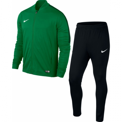 Nike Knit Tracksuit  - Gr��e M - pine green/gorge green