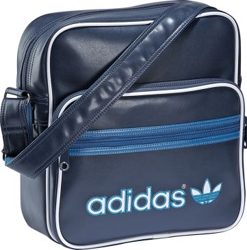 adidas Originals AdiColor Sir Bag Umh�ngetasche dunkelblau X52214