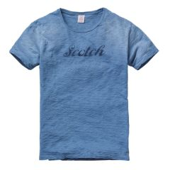 Scotch_and_Soda_Herren_TShirt_blau