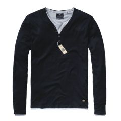 Scotch_and_Soda_Herren_Double_Layer_Longsleeve_schwarz