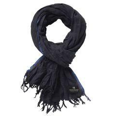 Scotch_and_Soda_Rocker_scarf_Schal_dunkelblau