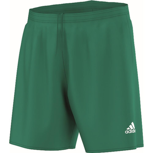 adidas Parma 16 Short with Brief - grün - Größe S