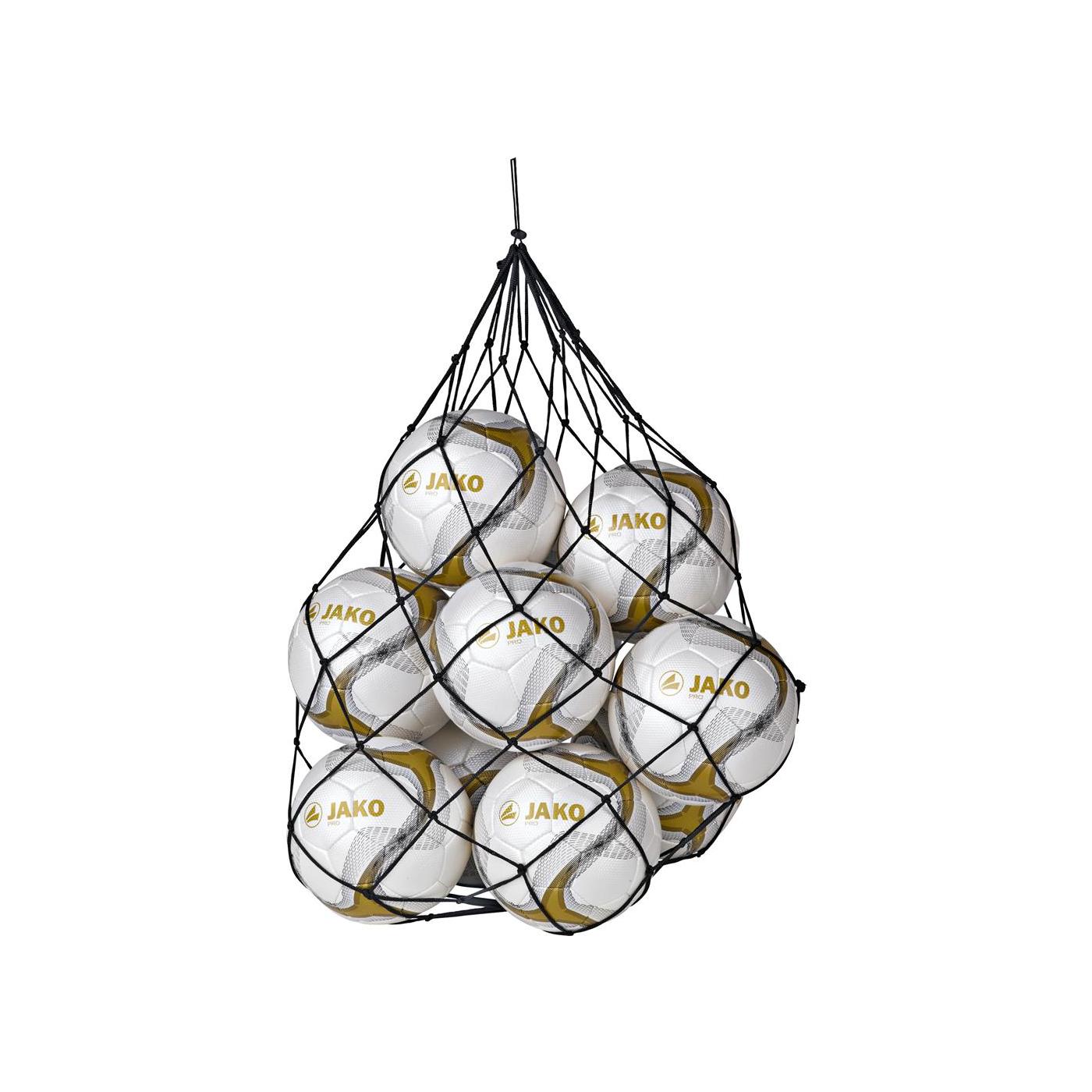 Jako Ballnetz für 10 Bälle 2390 - schwarz