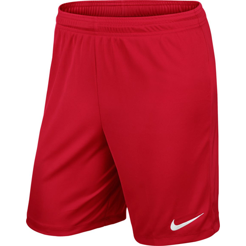 Nike Park ll Knit Short  - Größe M - university red/(white)