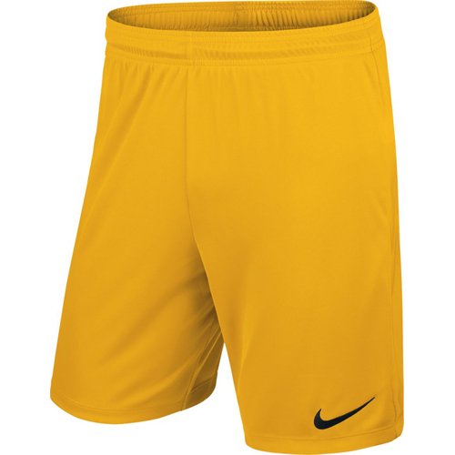 Nike Park ll Knit Short  - Größe XS - university gold/(black)