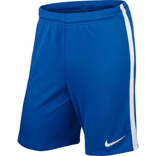 Nike League Knit Short - Größe L - royal blue/white