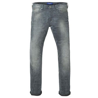 Scotch & Soda Ralston - Concrete Bleach - blau/grau -...